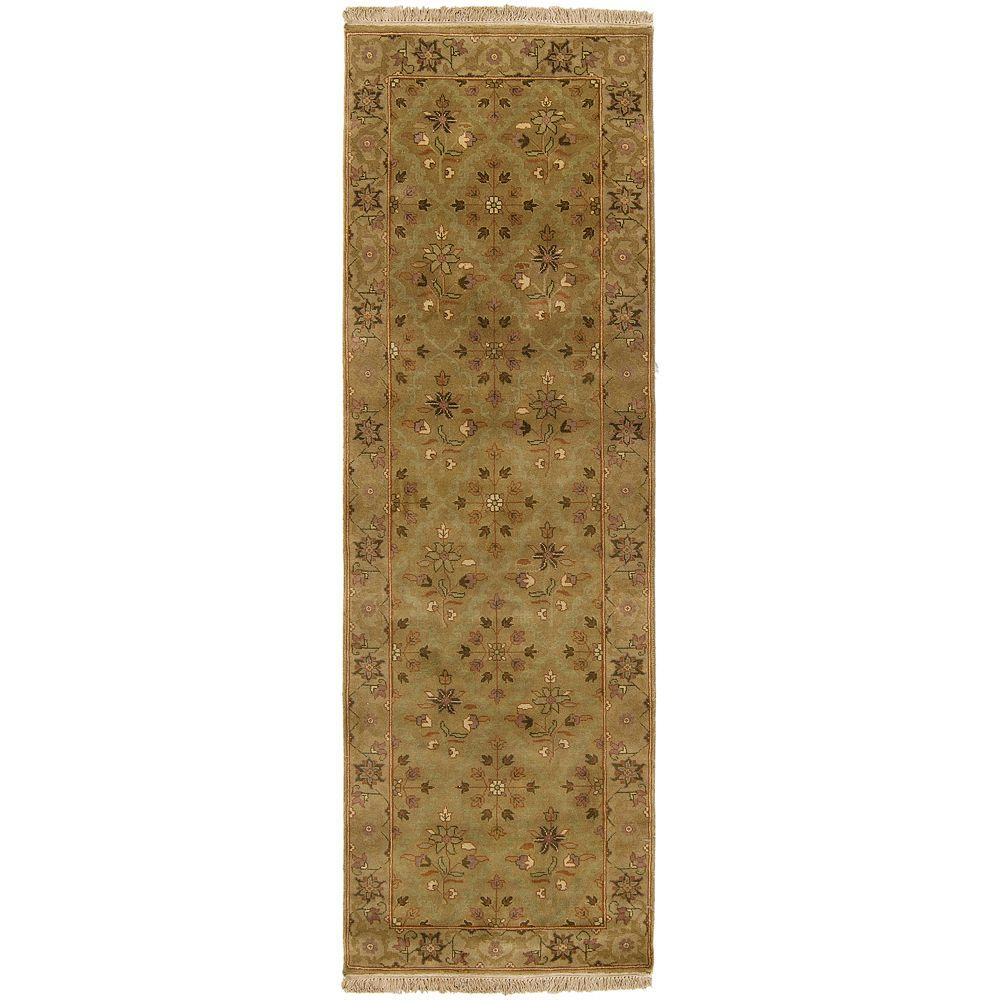Artistic Weavers Persepolis Bronze 2 ft. 6 in. x 8 ft. Rug Runner