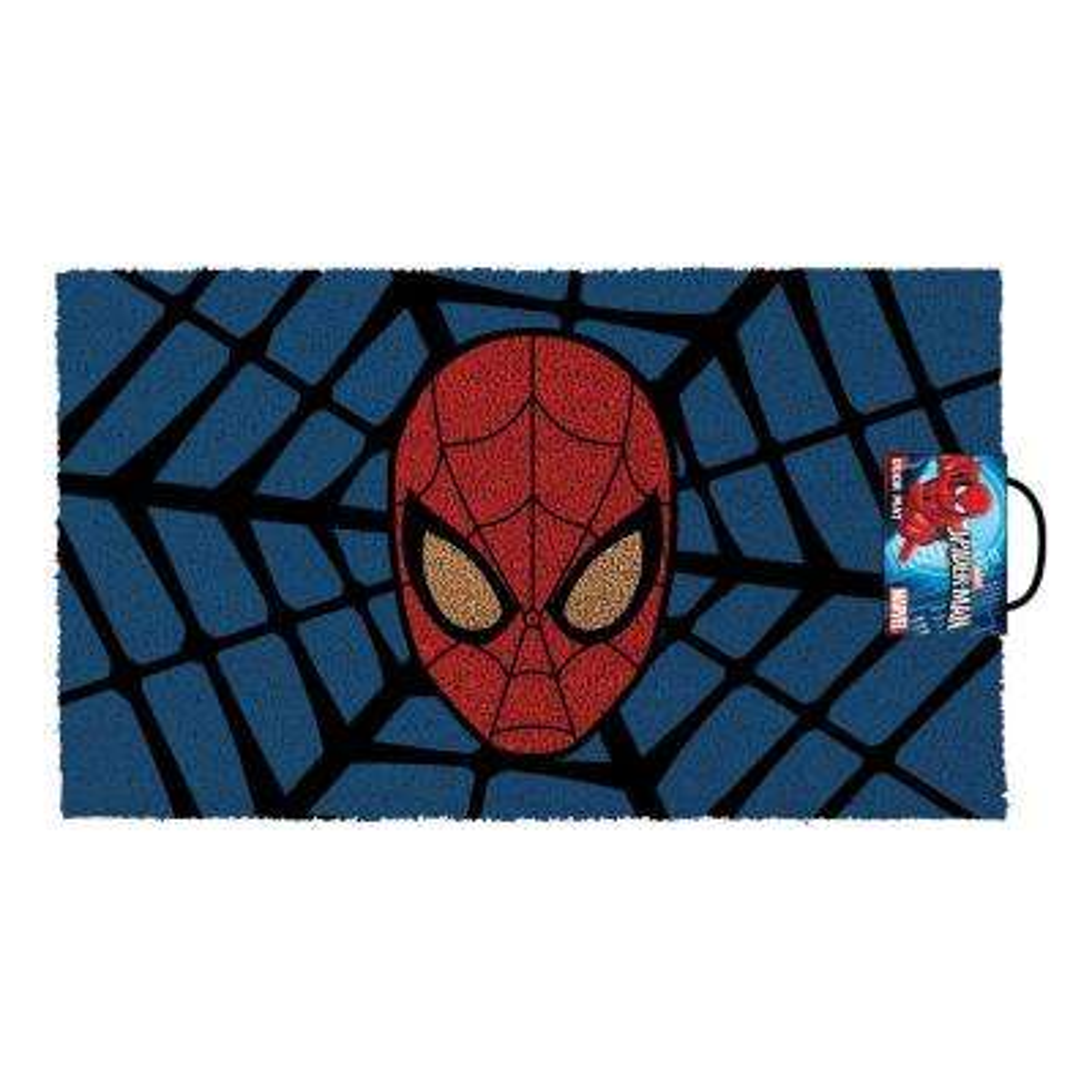 Spider-Man - Web - 17 in. x 29 in. Coir Door Mat