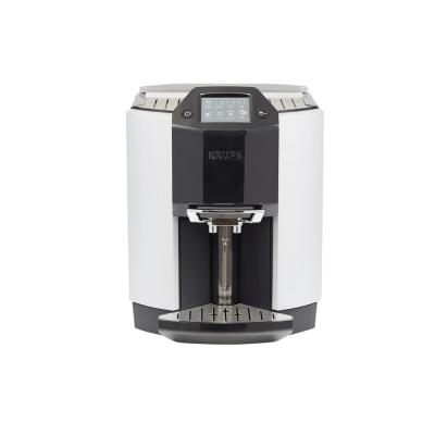 Krups-Barista One Touch Fully Automatic Stainless Steel Espresso Machine with Built-In Grinder
