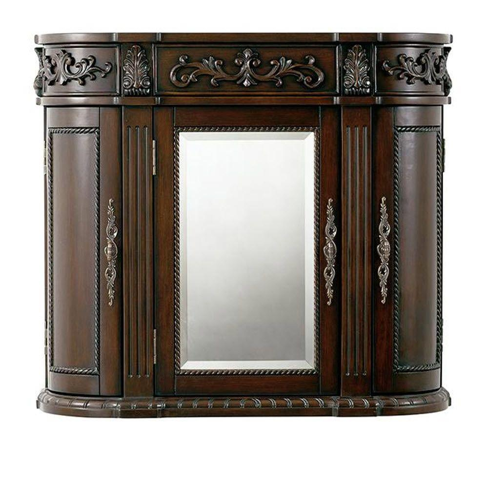 Home Decorators Collection Chelsea 31-1/2 in. W Bathroom Storage Wall  Cabinet - Home Decorators Collection Chelsea 31-1/2 In. W Bathroom Storage
