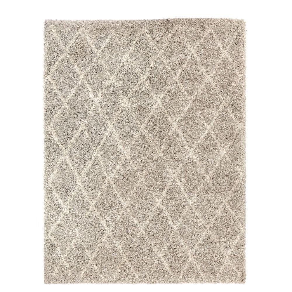 Home Decorators Collection Antique Moroccan Grey 7 Ft. 10