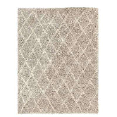 Antique Moroccan Grey 7 ft. 10 in. x 10 ft. Area Rug