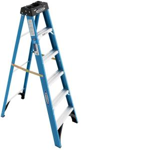 18 Ft Step Ladders Ladders The Home Depot