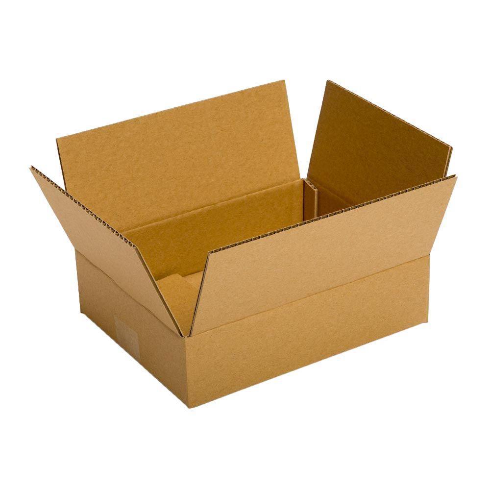 Pratt Retail Specialties 12 in. L x 8 in. W x 6 in. D Box (25-Pack)