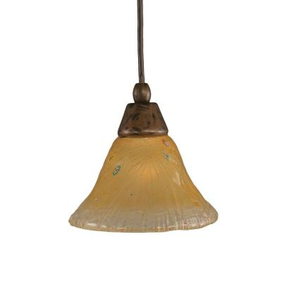 Concord 1-Light Bronze Pendant