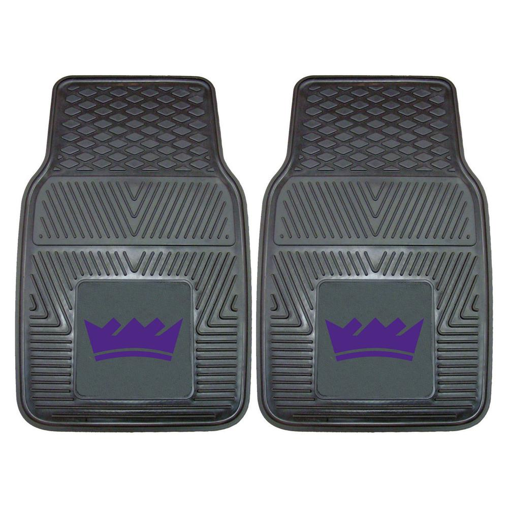 Sacramento Kings 18 in. x 27 in. 2-Piece Heavy Duty Vinyl