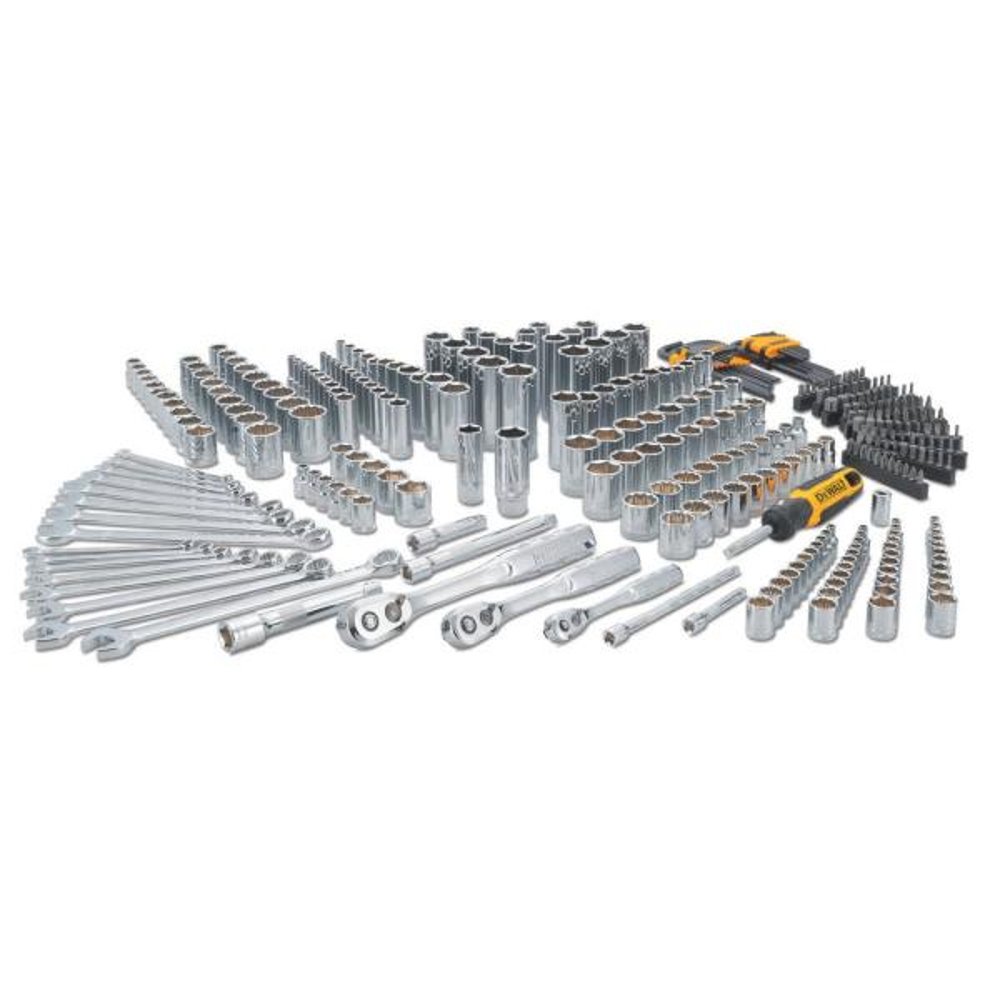 DEWALT Mechanics Tool Set (341-Piece)