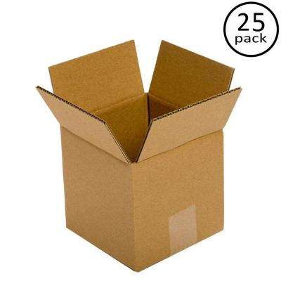 5 in. L x 5 in. W x 5 in. D Box (25-Pack)
