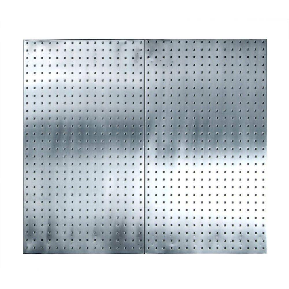 Stainless Steel Pegboards