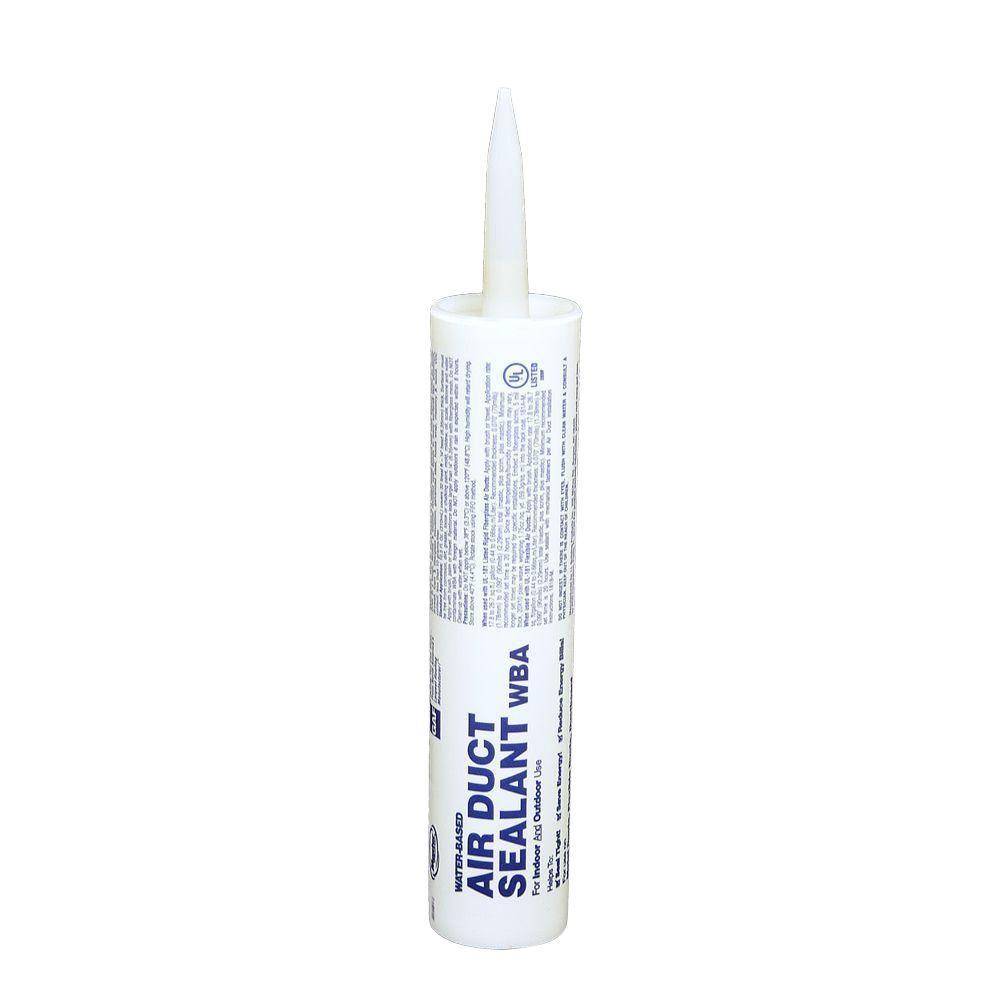 10.5 oz. Water Based Duct Sealant Tube