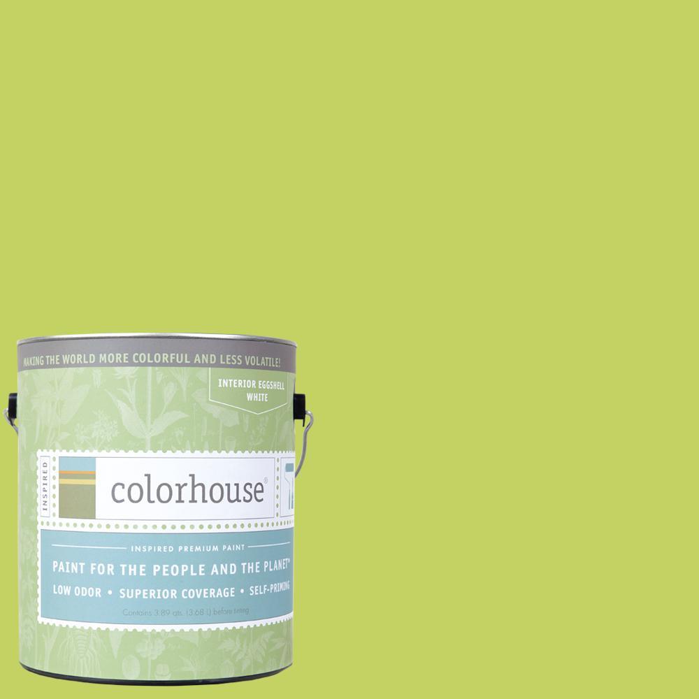1 gal. Petal .02 Eggshell Interior Paint