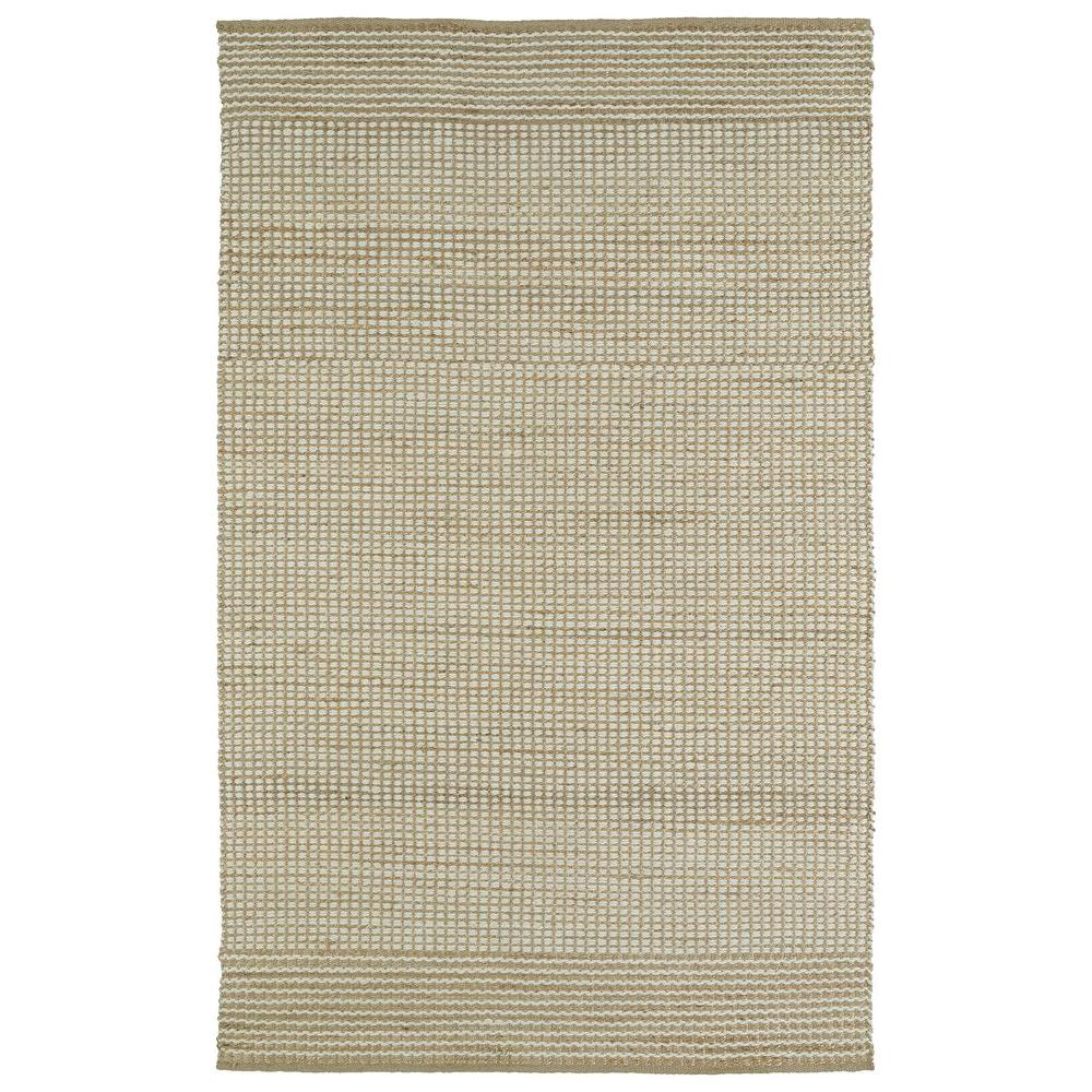 Colinas Ivory 8 ft. x 10 ft. Reversible Area Rug