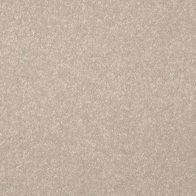 Carpet Sample - Kingship II - Color Aged Silk Texture 8 in. x 8 in.
