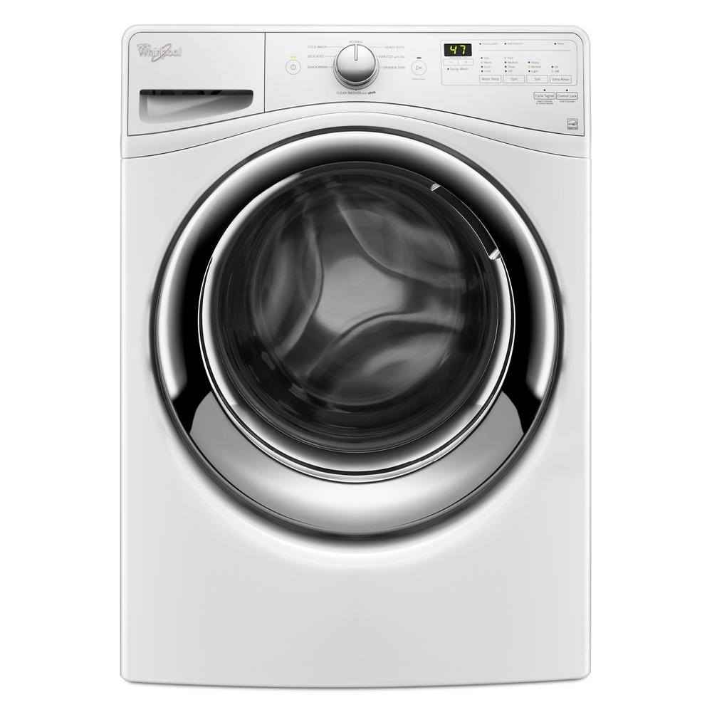 Whirlpool 4.5 cu. ft. High-Efficiency Front Load Washer i...