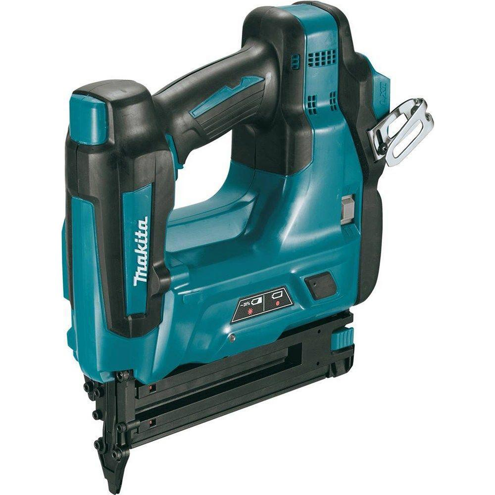 Makita 18-Volt LXT Lithium-Ion 18-Gauge Cordless Brad Nailer (Tool-Only)