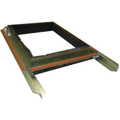 21 in. Combustible Floor Base