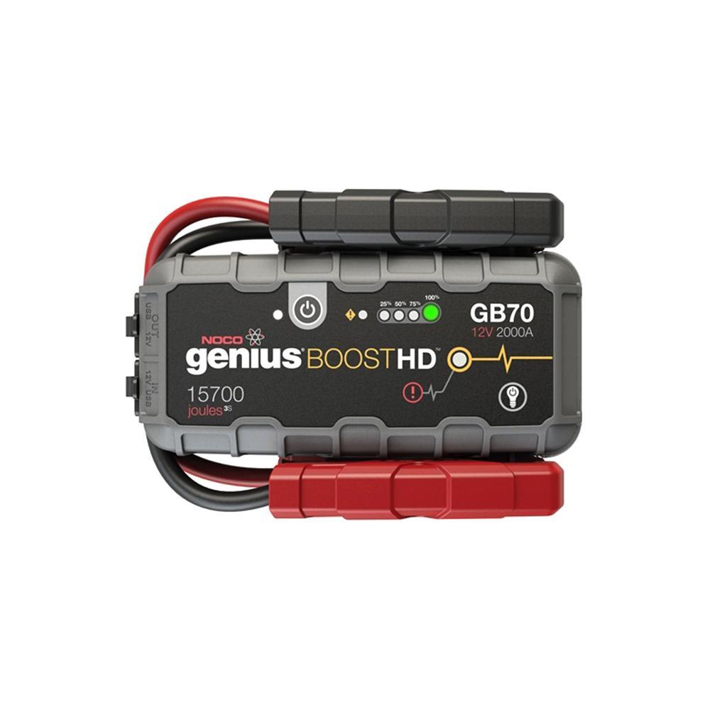 Boost HD 2000 Amp UltraSafe Lithium Jump Starter