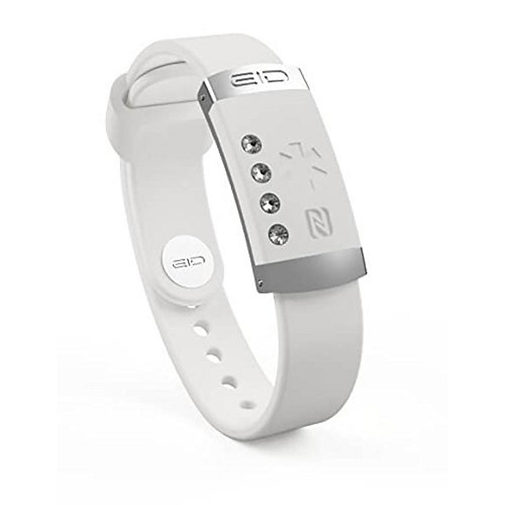 Endless ID 11 in. x 2.5 in. Medical Band in White with Sw...