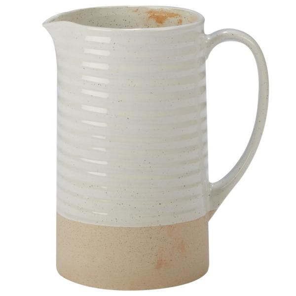 Certified International Artisan 84 oz. Multi-Colored Pitcher 23790