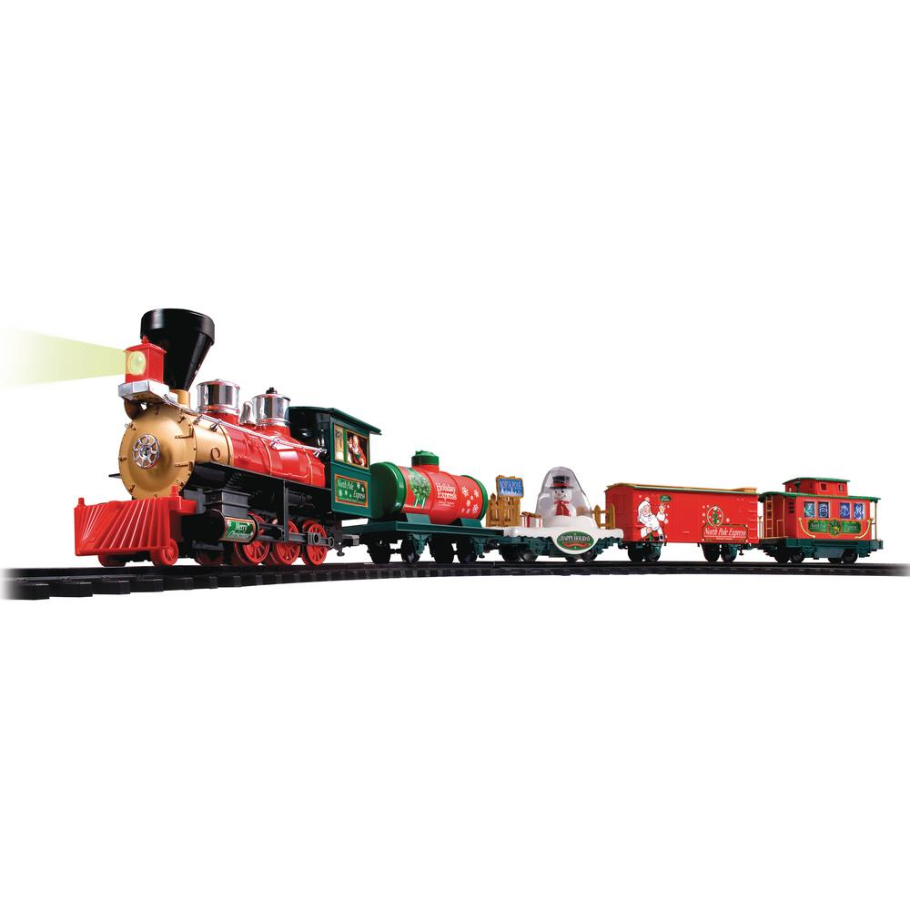 North Pole Express with Remote Control