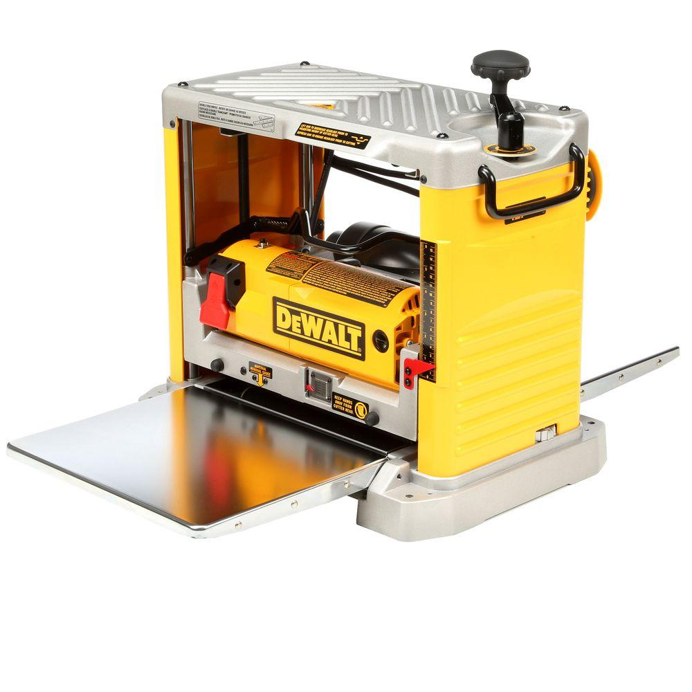 DEWALT 15 Amp 12-1/2 in. Corded Planer