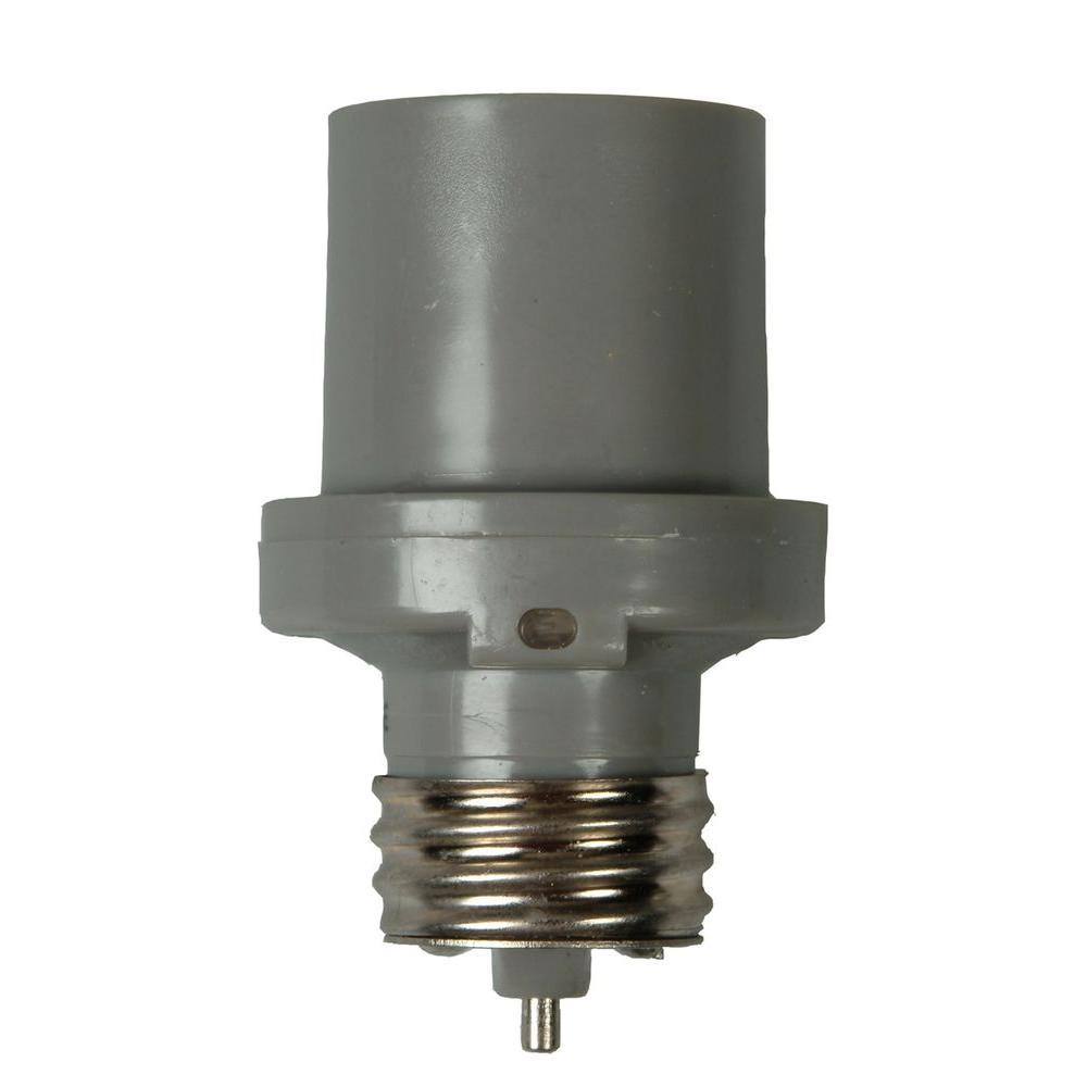 Ceiling fan light turns off after a few minutes : Westek watt auto off screw in light control slc bc
