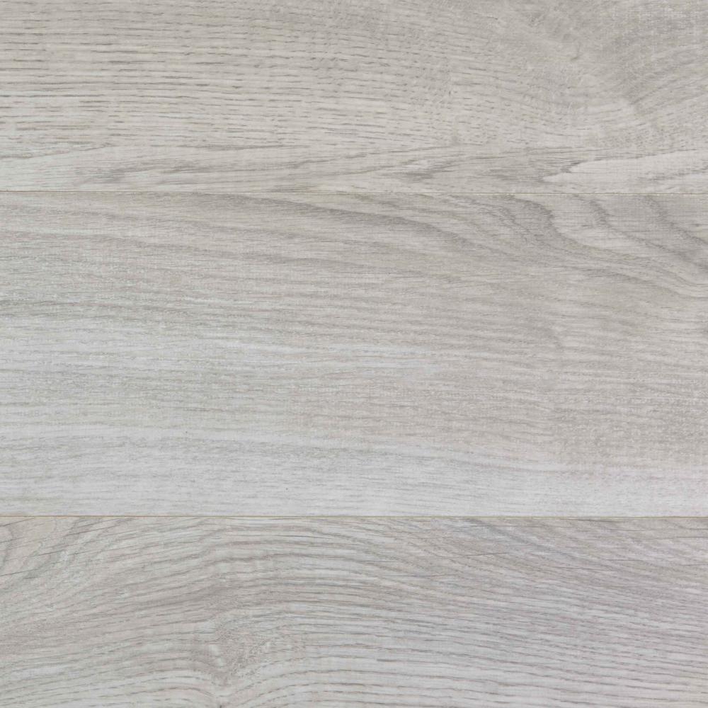 Take Home Sample - Ventura Gray Oak Laminate Flooring - 5 in. x 7 in.