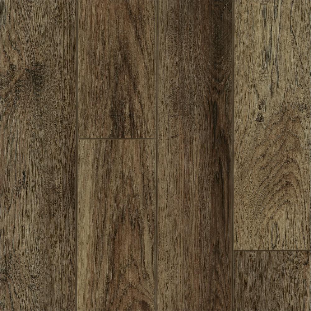 Rigid Core Essentials South Creek Brown 6 in. W x 48 in. L Luxury Vinyl Plank (18.8 sq. ft./case)