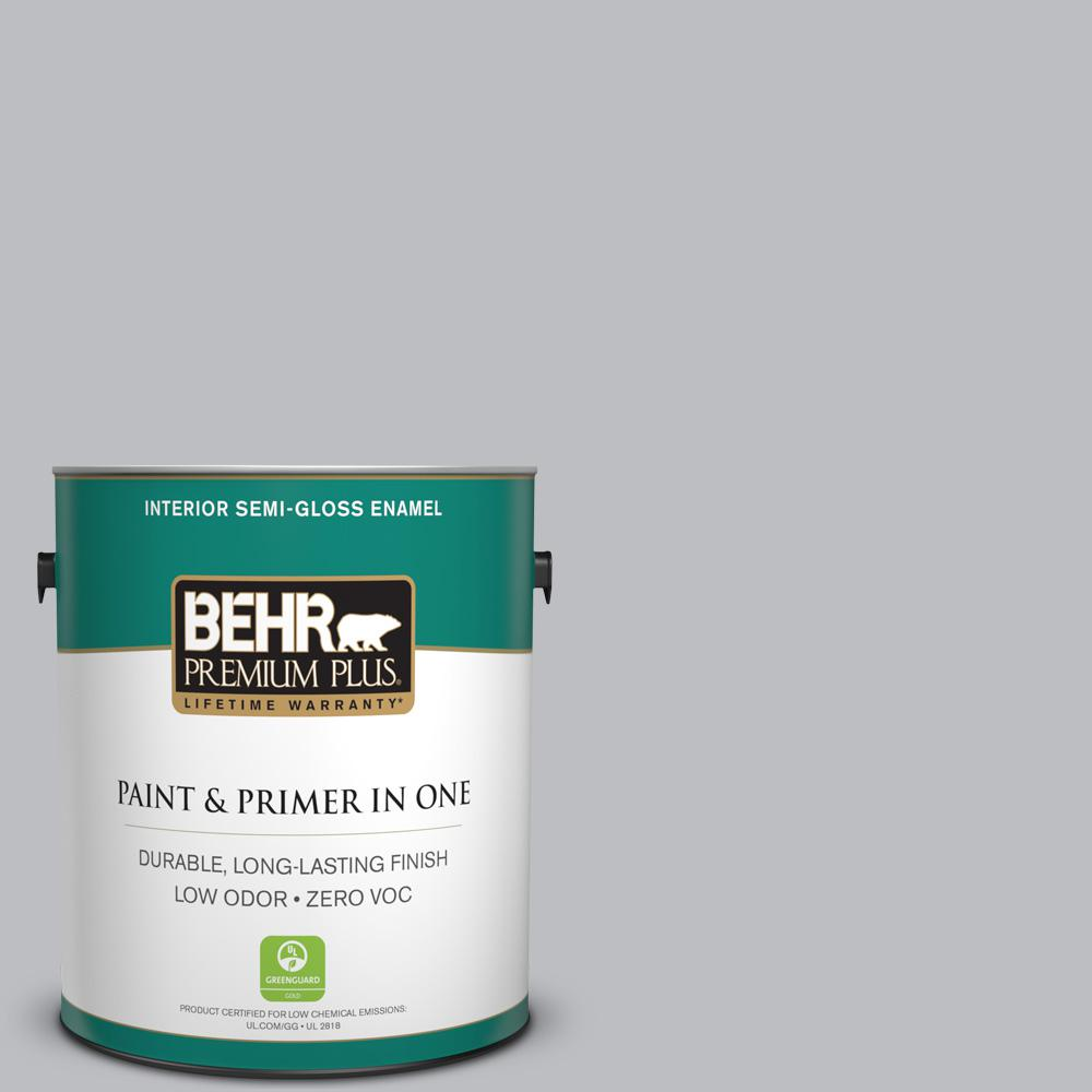 1-gal. #N530-3 High Speed Access Semi-Gloss Enamel Interior Paint