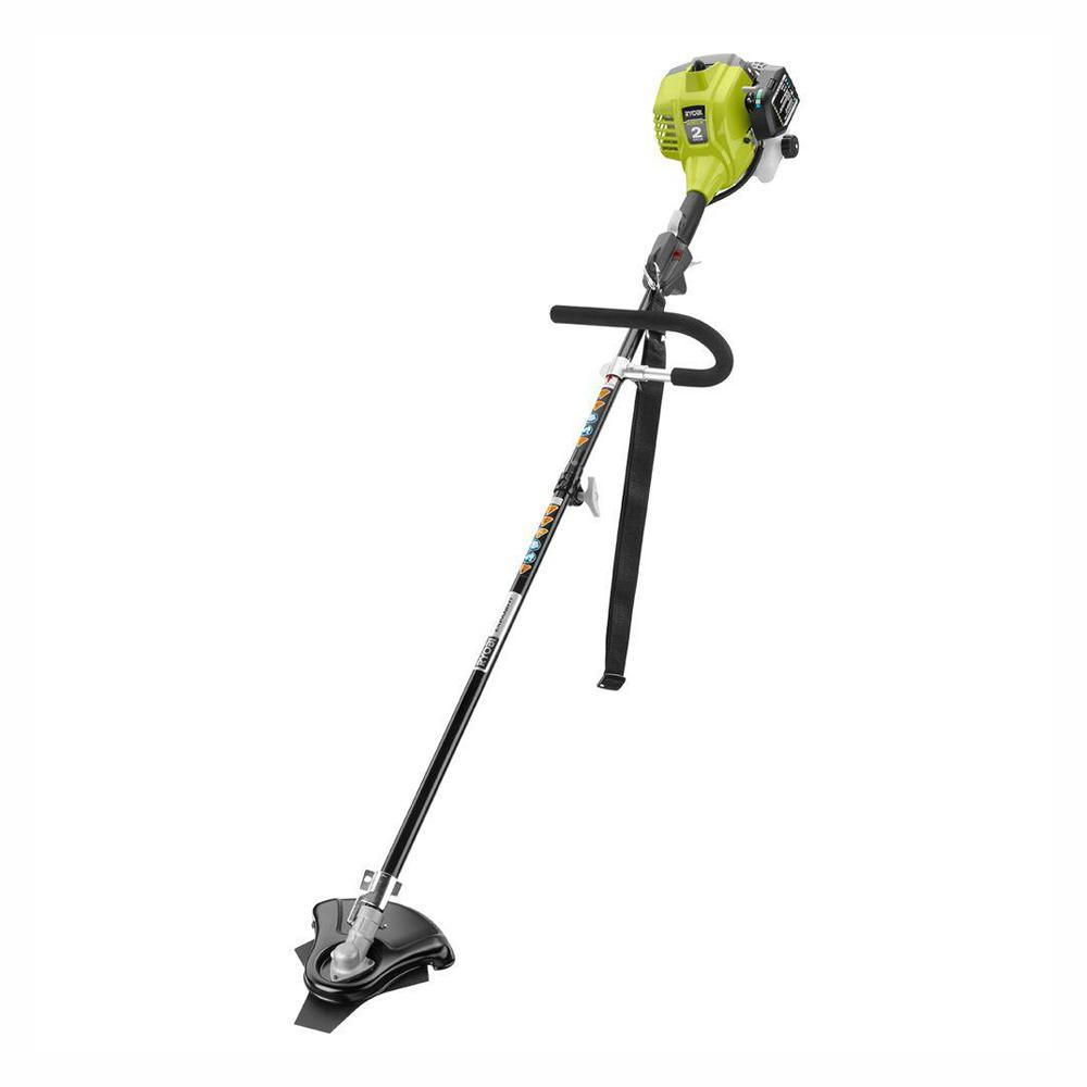 RYOBI 25cc 2-Cycle Full Crank Gas Brush Cutter