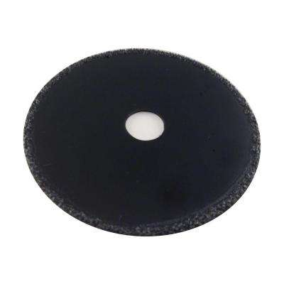 3 in. Diameter 1/2 in. Arbor Coarse Grit Carbide Grit Circular Saw Blade
