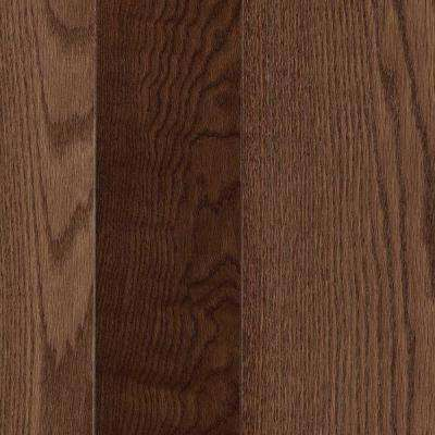 Take Home Sample - Middleton Spiced Oak Engineered Hardwood Flooring - 5 in. x 7 in.