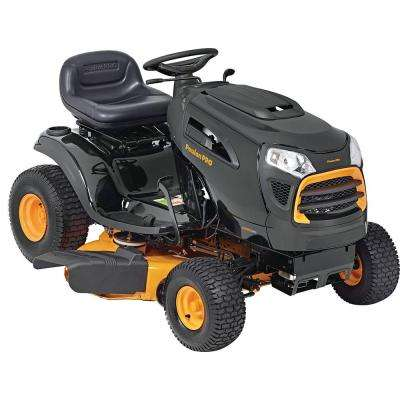 42 in. 19 HP Briggs & Stratton Automatic Gas Front-Engine Riding Mower - California Compliant