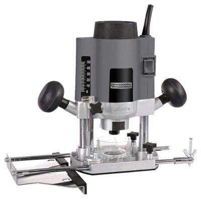 7.8-Amp Plunge Router