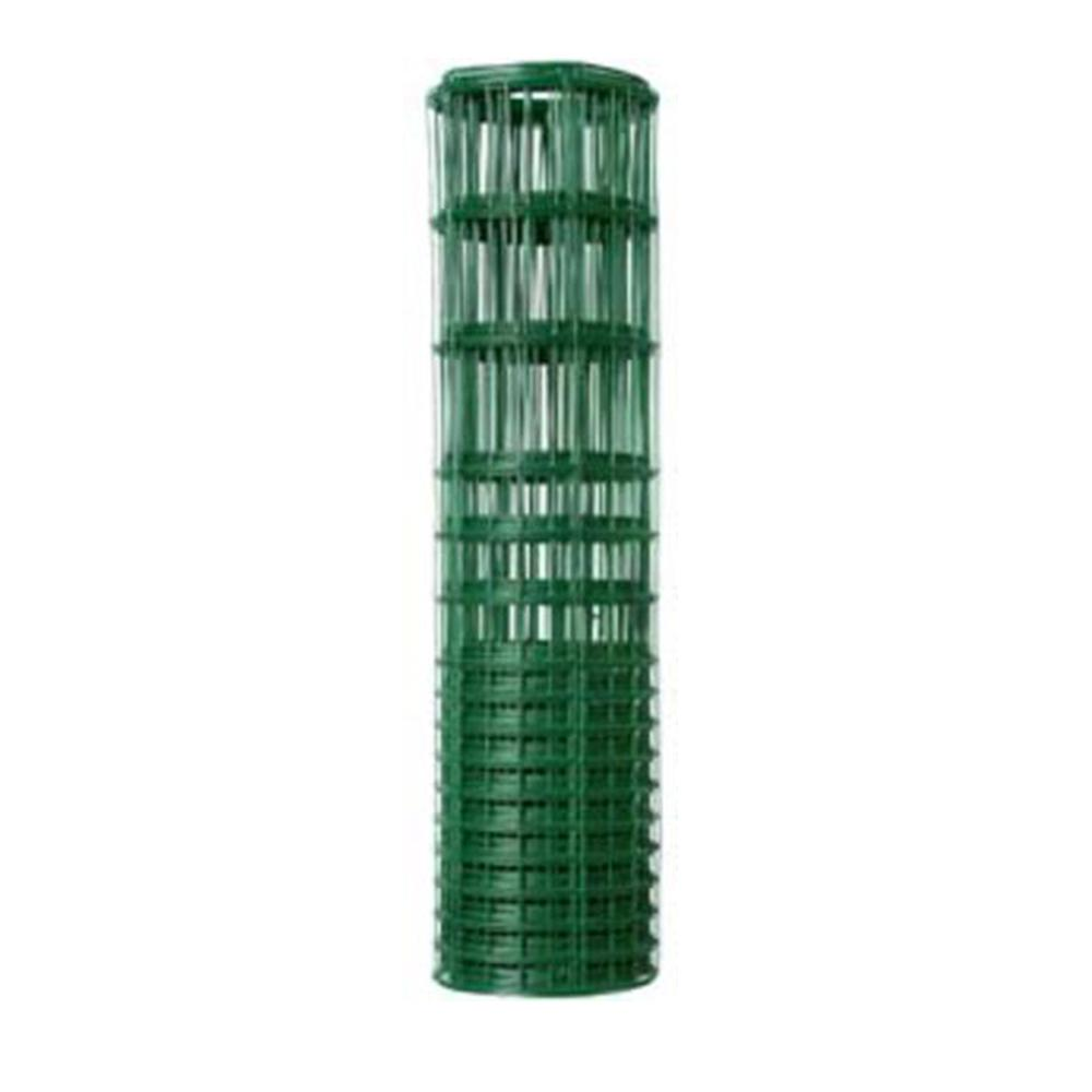 allFENZ 28 in. x 50 ft. Green Super Rabbit Garden Fence