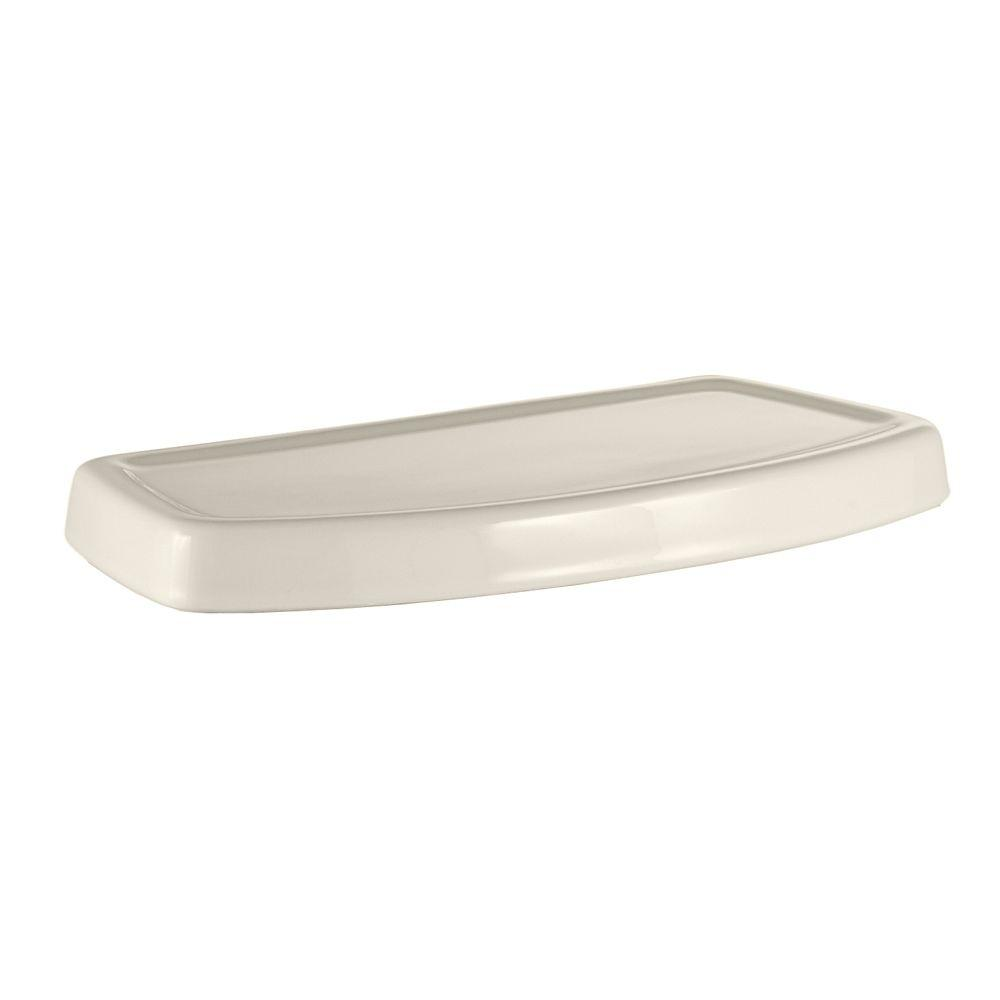 American Standard Compact Cadet 3 Toilet Tank Cover Only in Linen
