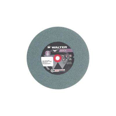 8 in. x 1 in. Arbor x 1 in. GR 80 Fine Bench Grinding Wheels