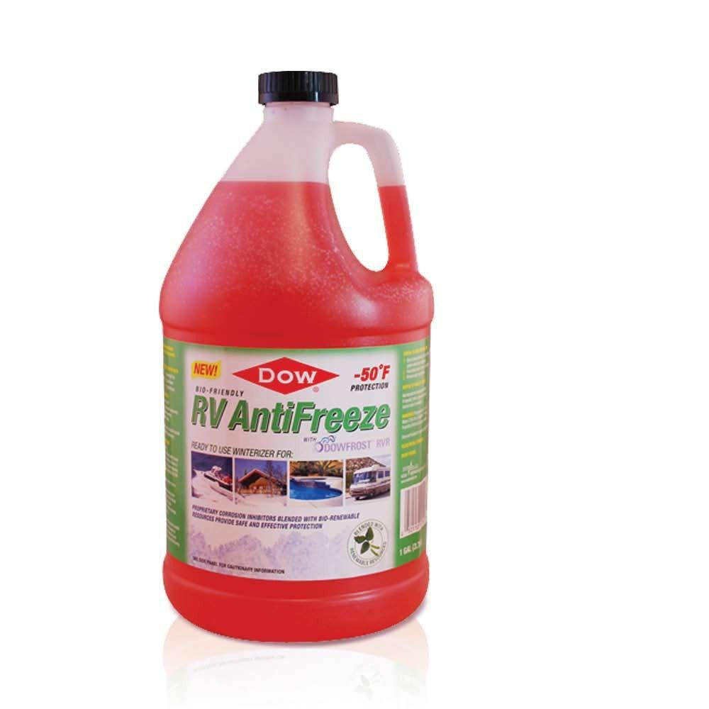DOWFROST South/Win RV Antifreeze with DOWFROST