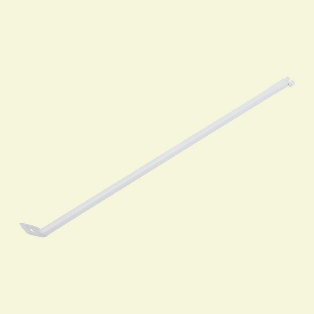 ClosetMaid 16 in. Wire Shelving Support Bracket-26607 - The Home Depot