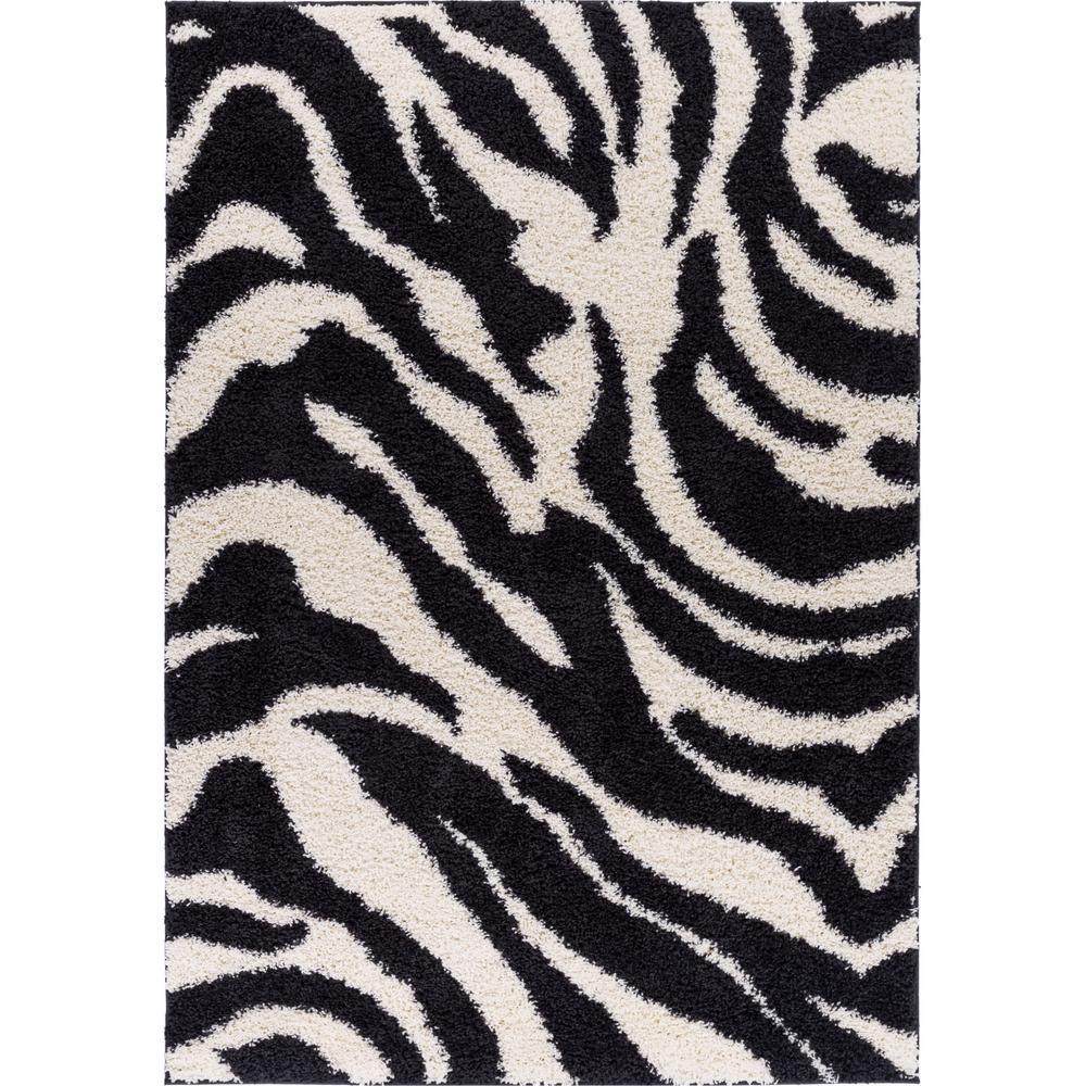 Well Woven Madison Safari Zebra