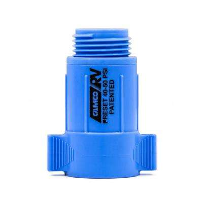 3/4 in. Plastic Washerless Water Pressure Regulator