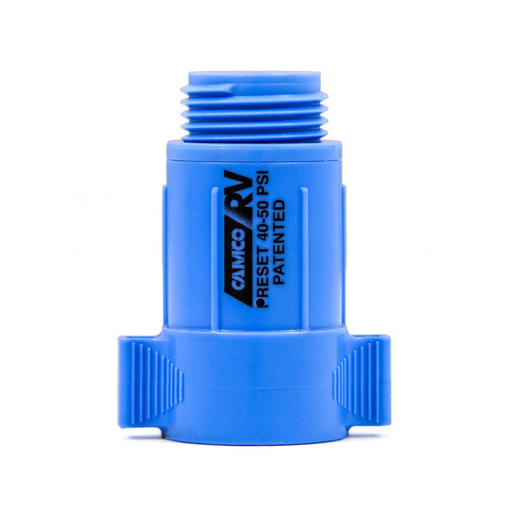 3/4 in. Plastic Washerless Water Pressure Regulator