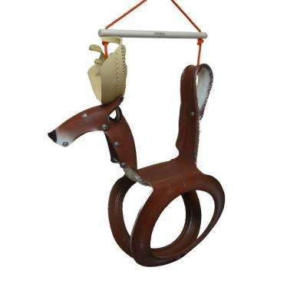 Deer Tire Swing
