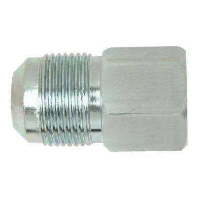 5/8 in. O.D. Flare (15/16-16 Thread) x 1/2 in. FIP Steel Gas Fitting