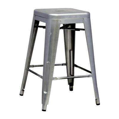 25 in Gunmetal Talix Counter Stool
