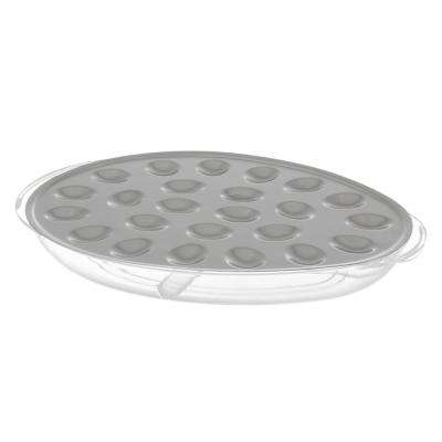 Deviled Egg Chilled Serving Tray