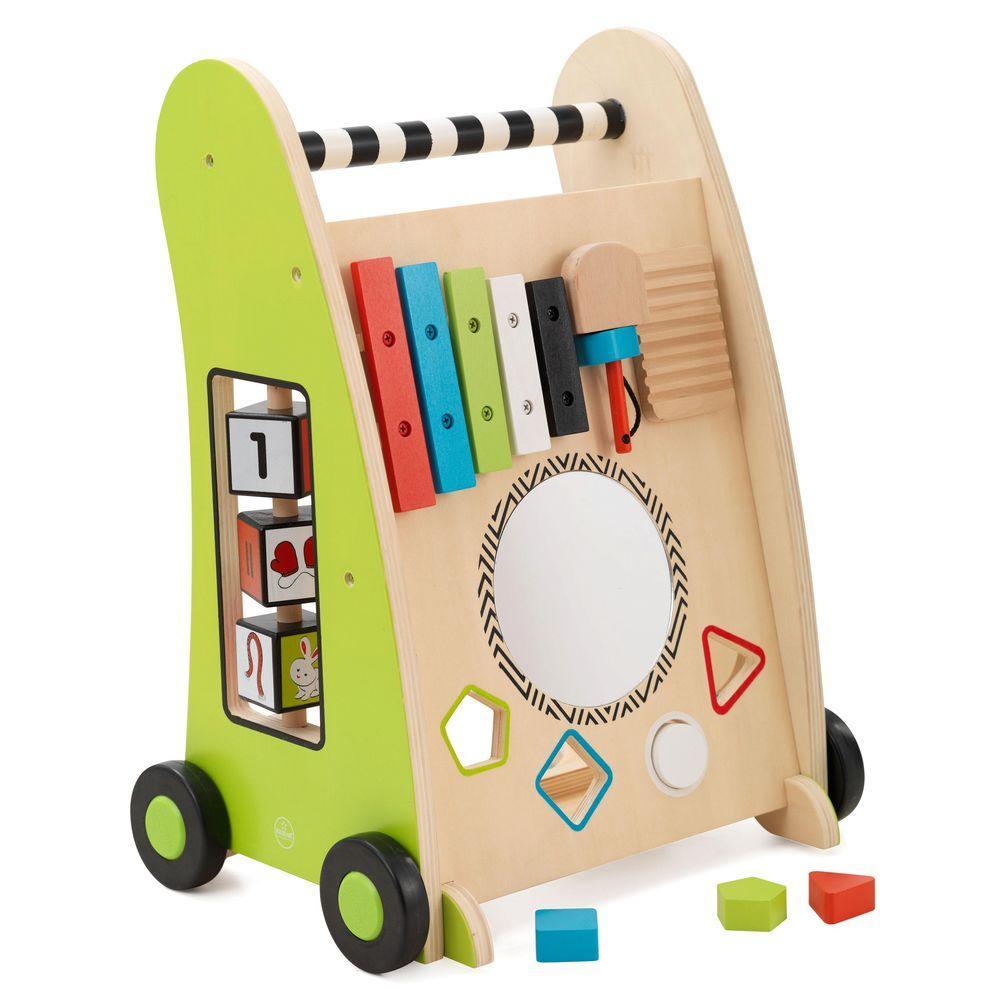 Kid Kraft Push Along Play Cart Playset
