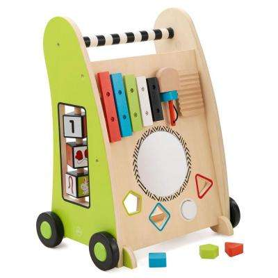 Push Along Play Cart Playset