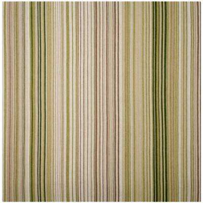Marbella Green 7 ft. x 7 ft. Square Area Rug