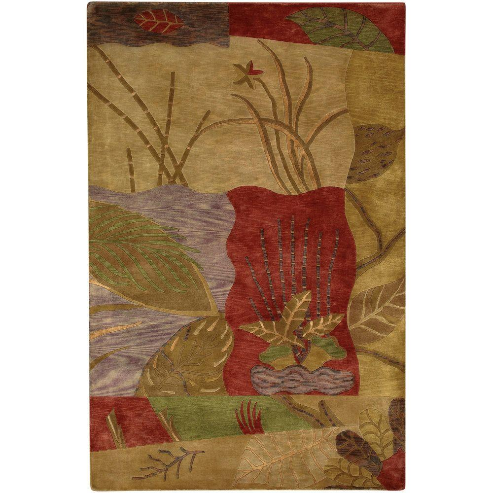 Artistic Weavers Goodsprings Tan 9 ft. x 13 ft. Area Rug